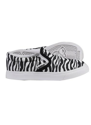 Hummel Çocuk Ayakkabı Slip-On Zebra 64350-2001 Siyah